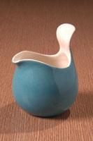 a ceramic picher