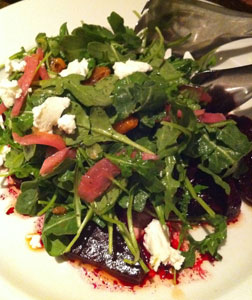 Tucci Benucch Beet Salad