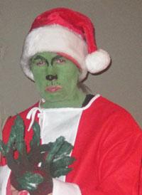 Grinch Halloween Costume