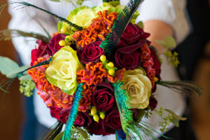 Bethany's bouquet