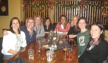 Minocqua Wisconsin Girls Weekend