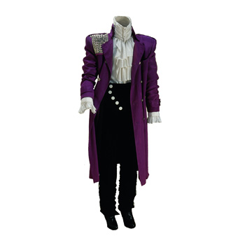 Prince's Suit, Purple Rain