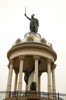 Hermann the German Monument in New Ulm