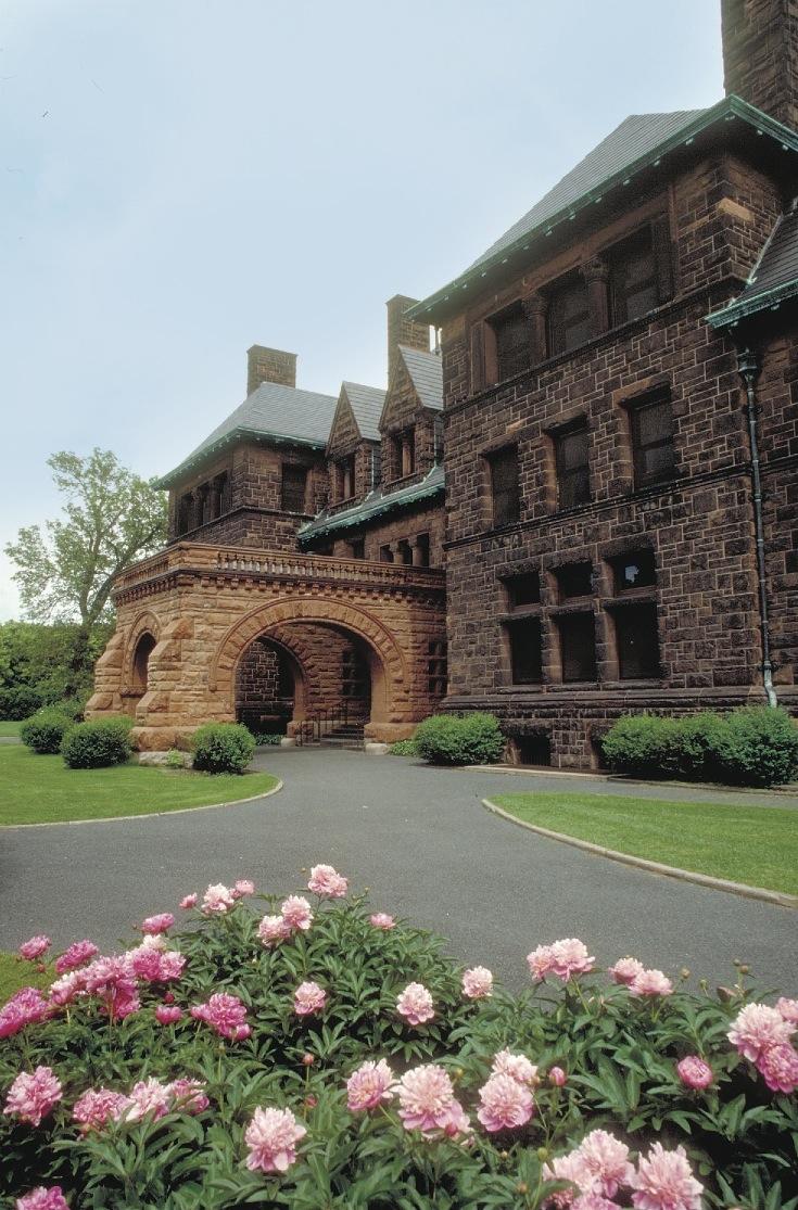 James J. HIll House, St. Paul