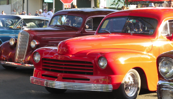 Back to the 50s Weekend