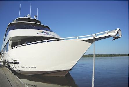 Spirit of the Water, Treasure Island Resort and Casino