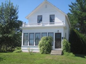 Judy Garland's house