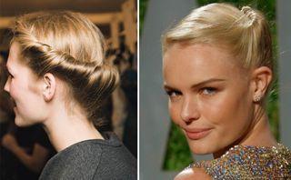 Kate Bosworth french twist