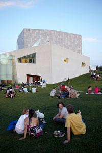 Walker Art Center Lawn