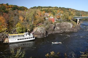 Taylors Falls boat ride