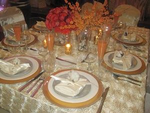 Sarah's tabletop