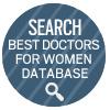 Search Best Doctors for Women Database