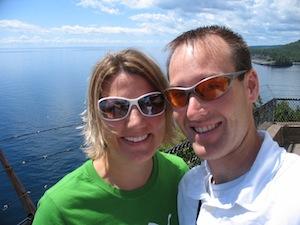 Chrissy & Aaron North Shore