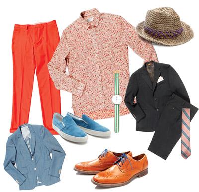 Summer Men's Fashion