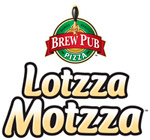 Brew Pub Pizza Lotzza Motzza