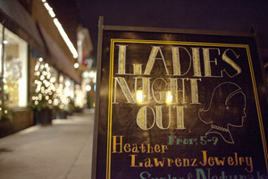 Grand Avenue Ladies Night Out