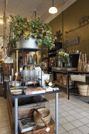 Foxglove Market & Studio Interior