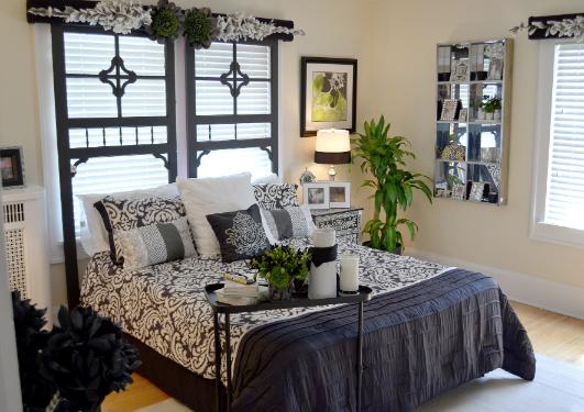 Bachman's Ideas House Master Bedroom