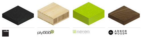 Intectural materials