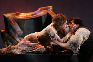 Minnesota Opera, Manon Lescaut, 2013