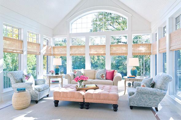 Lucy Interior Design Sun Room