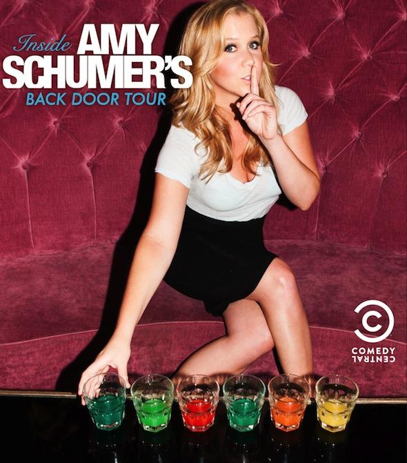 Amy Schumer Back Door Tour Win Tickets Minneapolis