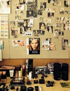 Fatima Olive Photo Board
