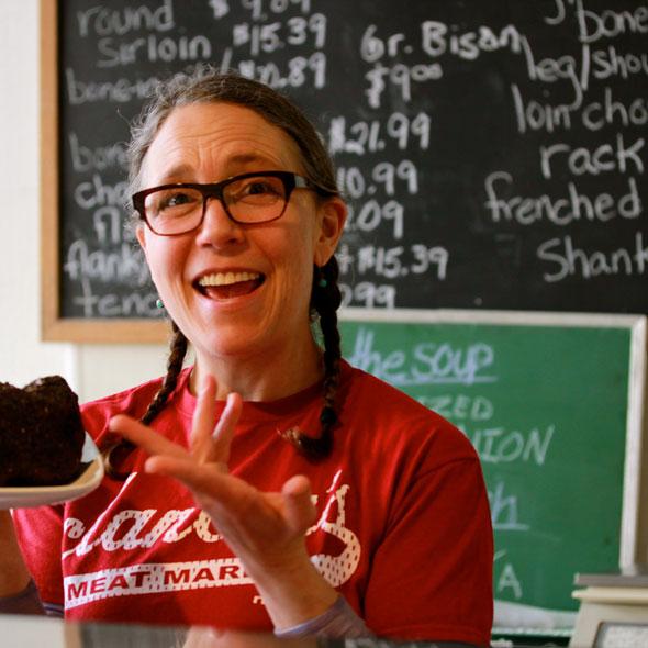 Kristin Tombers