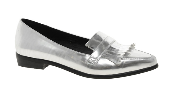 Silver Loafer