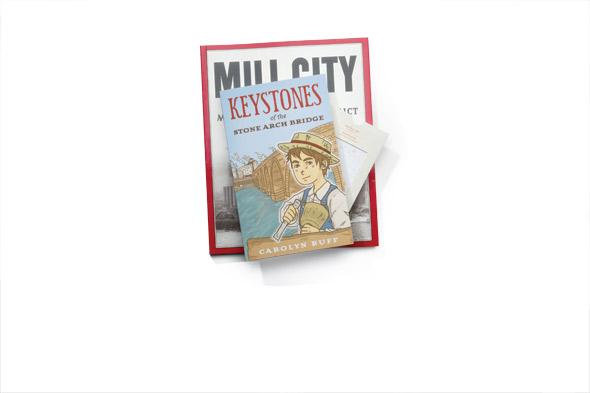 Mill city books