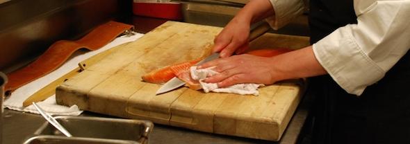 Jamie Malone Filet fish