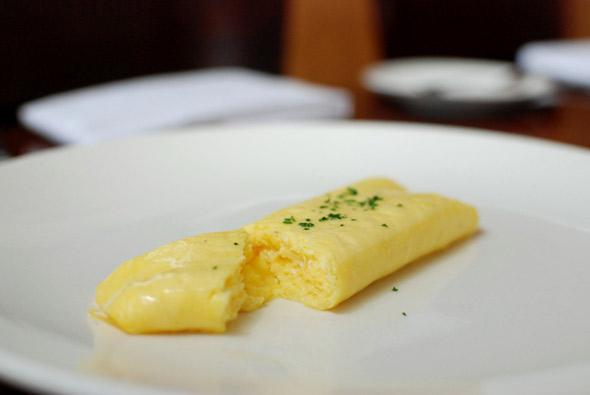 Finished Omelette