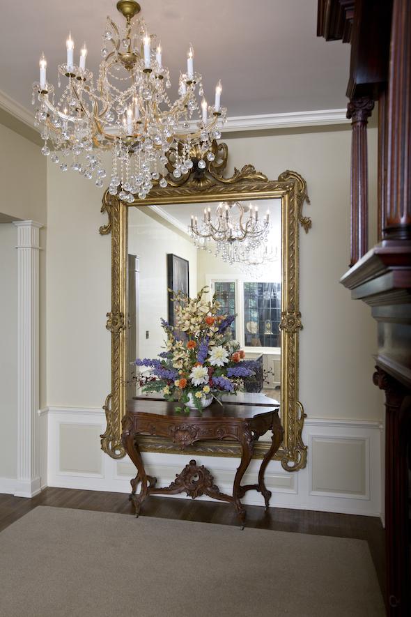 Mayowood Gilded mirror