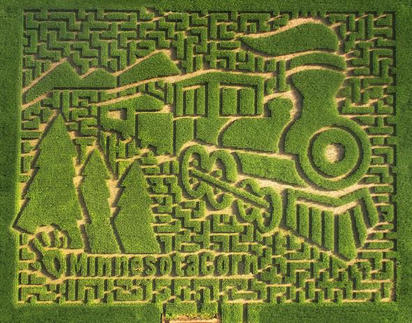 Severs Corn Maze