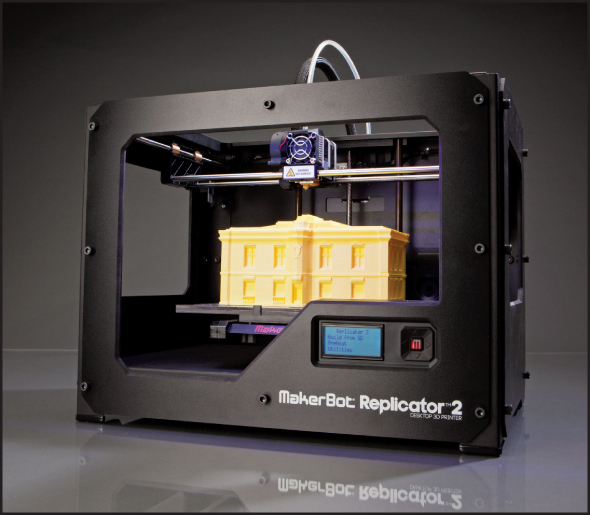 Minnesota MakerBots 3-D Printer