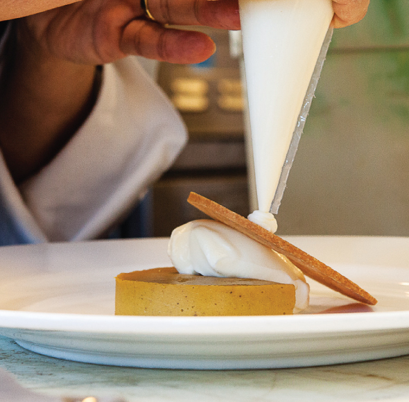 The Bachelor Farmer dessert