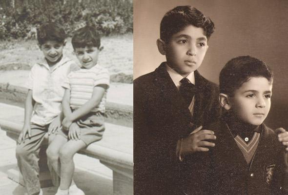 Farzan and Sam Navab