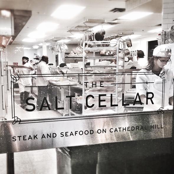 The Salt Cellar St. Paul