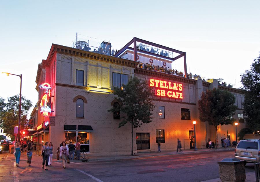 Stella's Fish Cafe