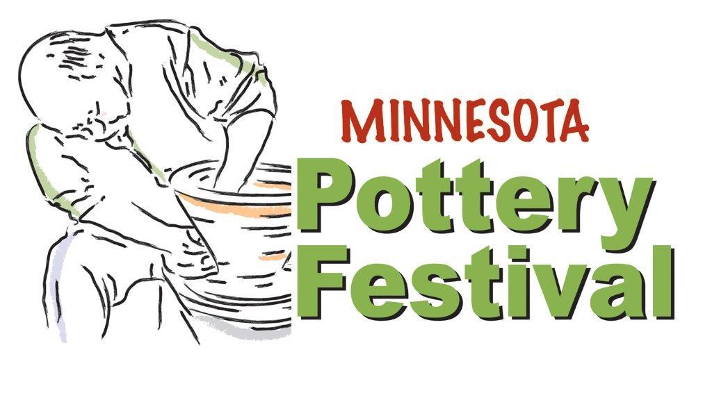 Minnesota Pottery Festival Logo