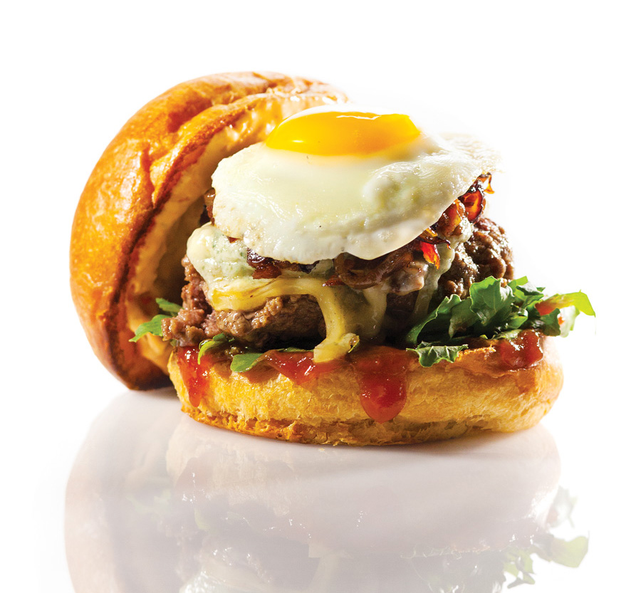 Rabbit Hole Burger