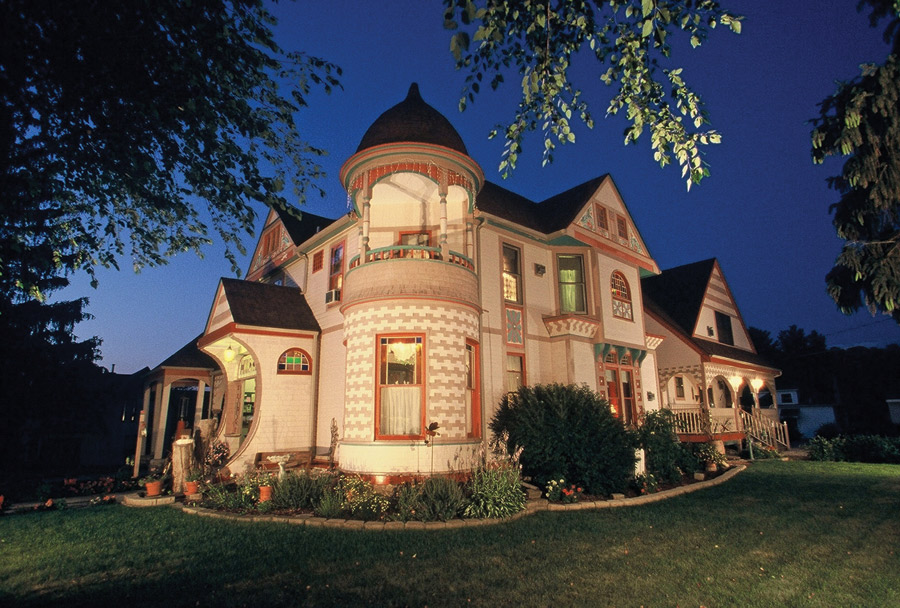 Scanlan House Lanesboro