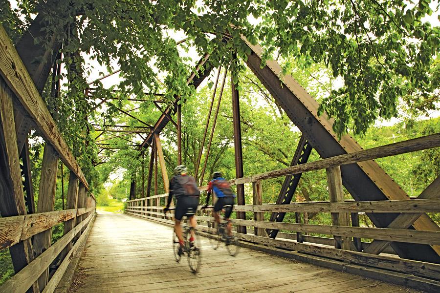 Lanesboro Minnesota Bikes