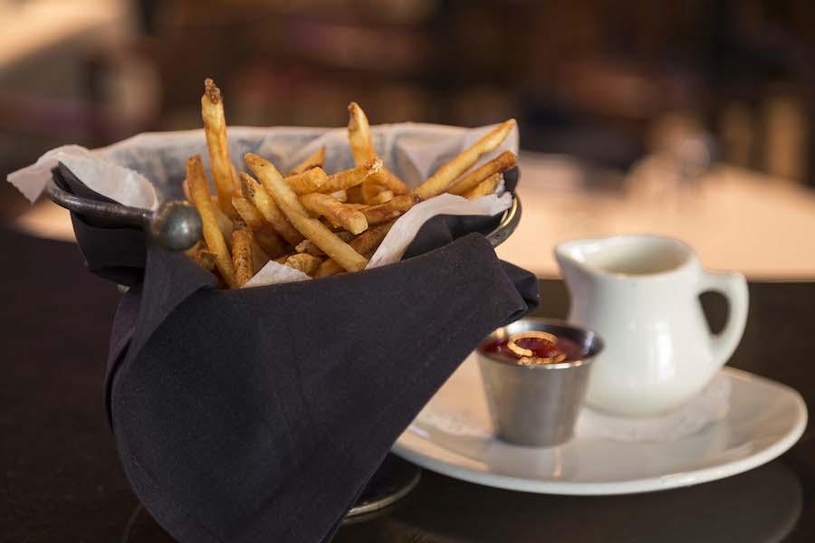 Dakota Jazz Club Fries
