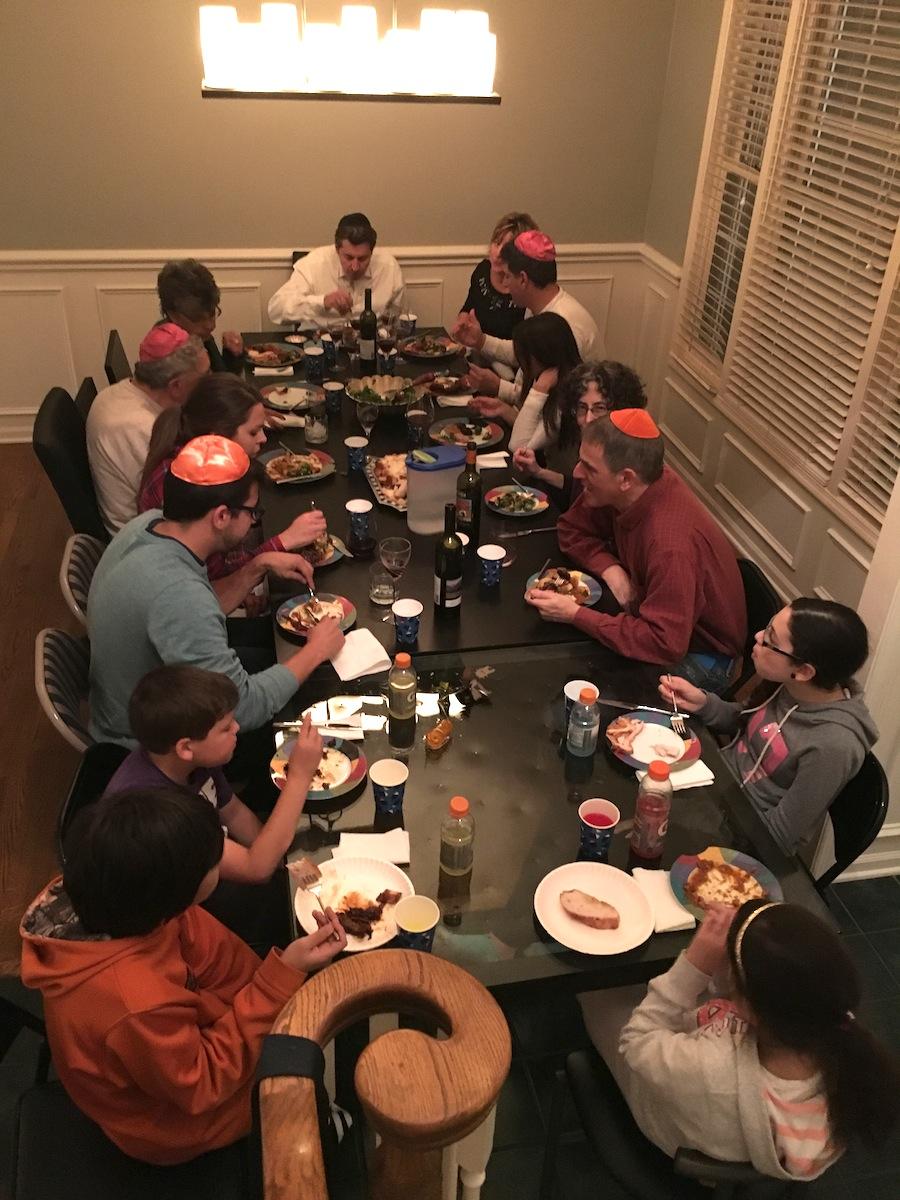 Jordana Green Dinner