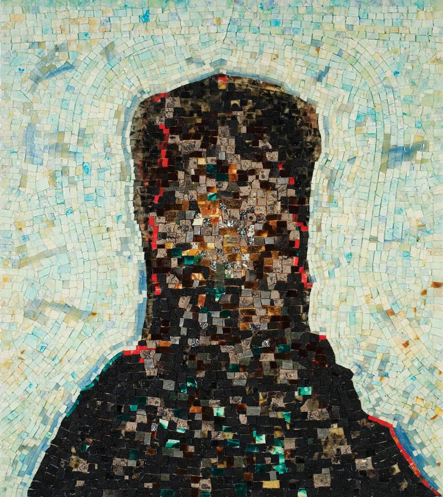 Jack Whitten Abstract Art