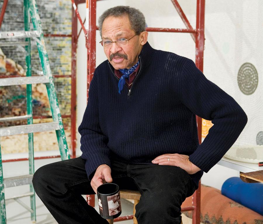 Jack Whitten artist