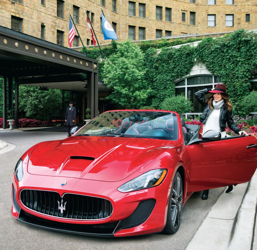 Maserati and Model