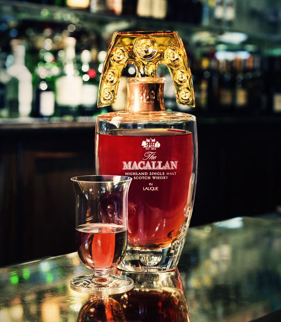 Worth the Splurge Macallan Scotch