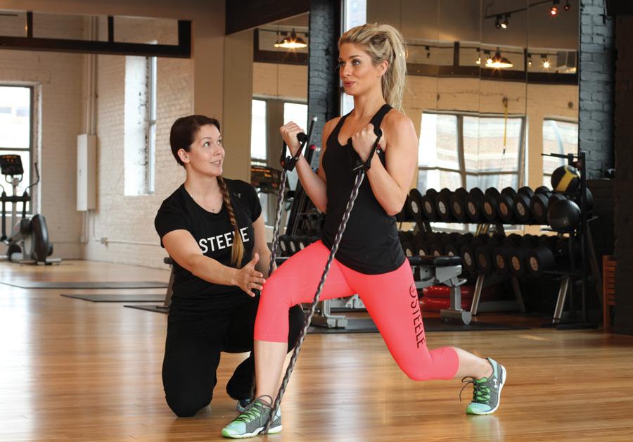 Steele Fitness Workout